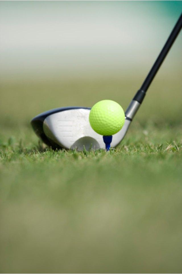 Golf Ball Distance Comparisons