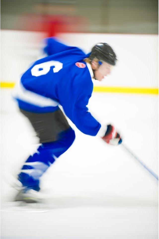 Hockey's Advantages & Disadvantages