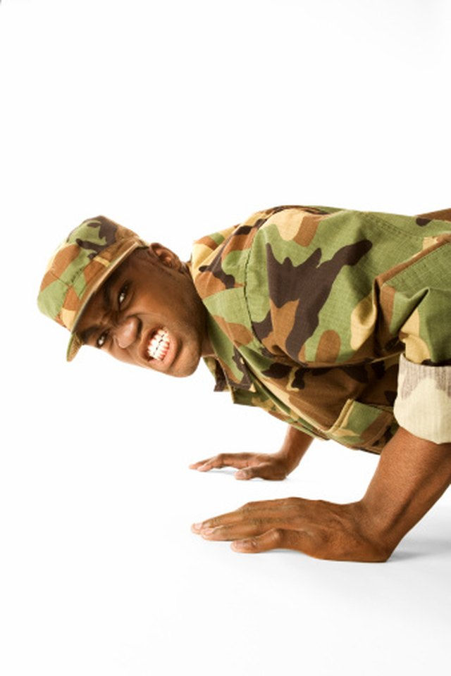 Fitness Jobs in the Army