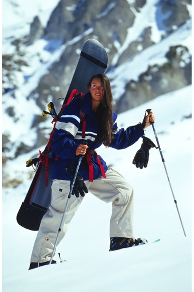 How to Remove Ski Pole Grips