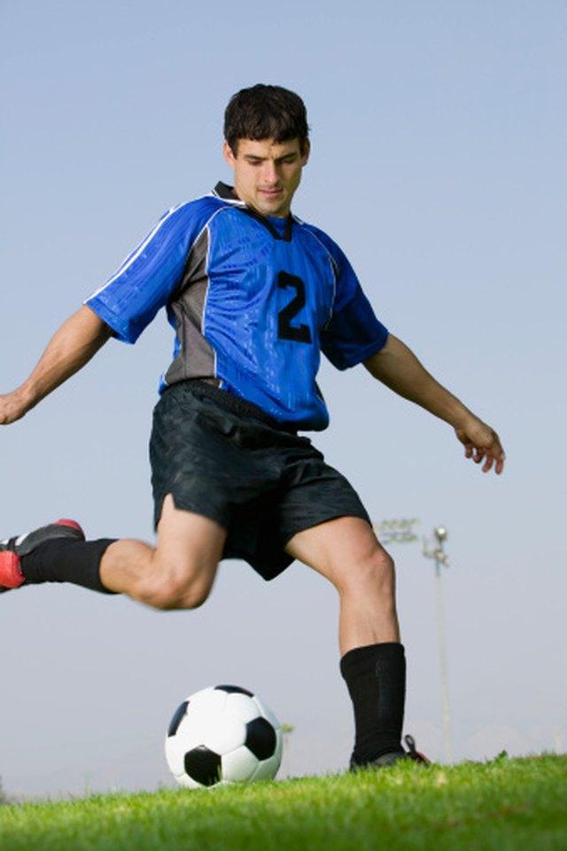 Thigh Hurts After Kicking a Ball