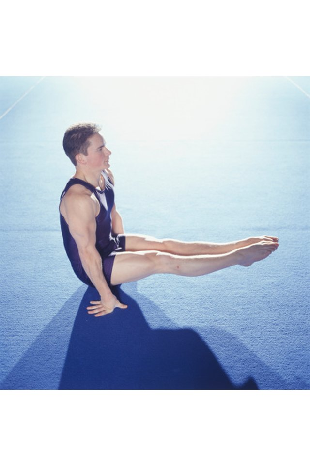 Types of Gymnastic Floor Exercises