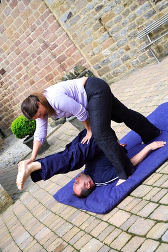 Rhythmic Stabilization Exercises