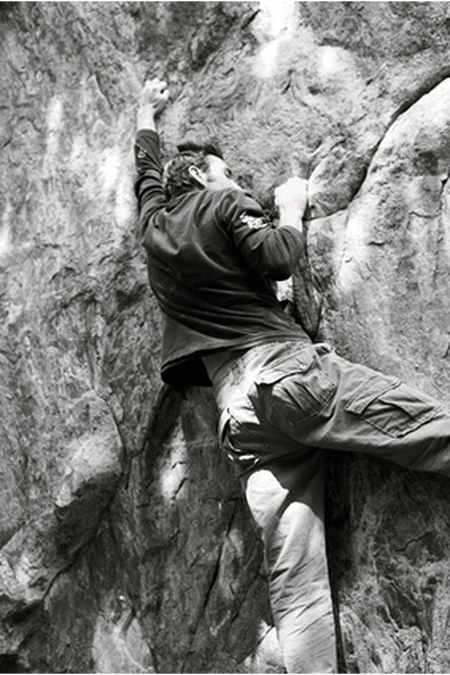 Best Exercises to Increase Your Rock Climbing Endurance