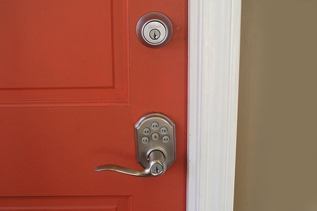 [Article Image] - How to Install a Deadbolt Lock