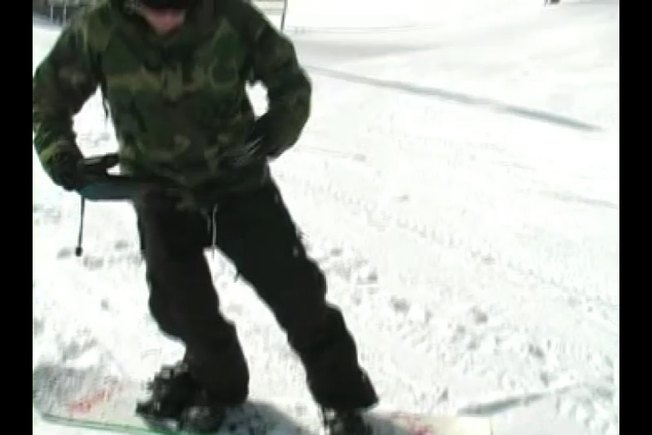 [Article Image] - How to Manual Trick on a Snowboard