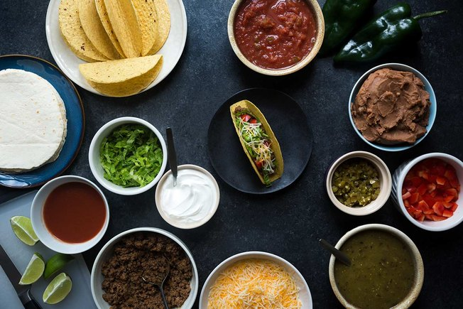 [Article Image] - Taco Bar Party Tutorial
