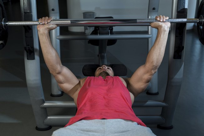 [Article Image] - Bench Press the Right Way
