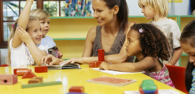 Pros and Cons About Preschool for 4-Year-Olds