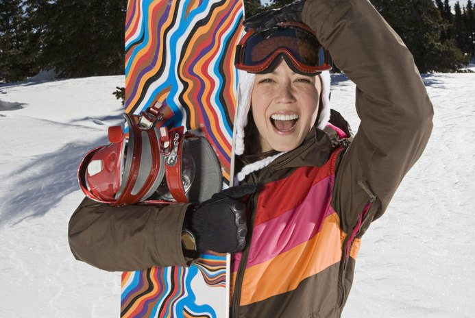 How to Strengthen Knees for Snowboarding