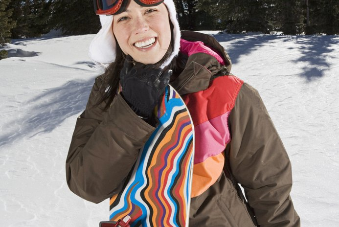 Recommended Snowboarding Clothing for Temperature Range