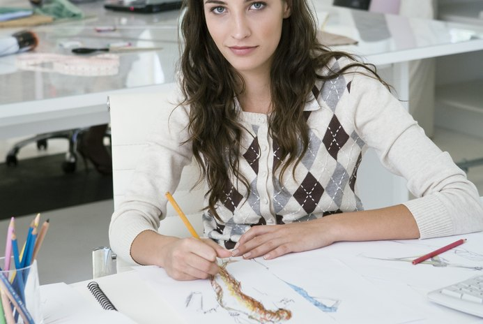 Entry-Level Jobs Designing Clothes
