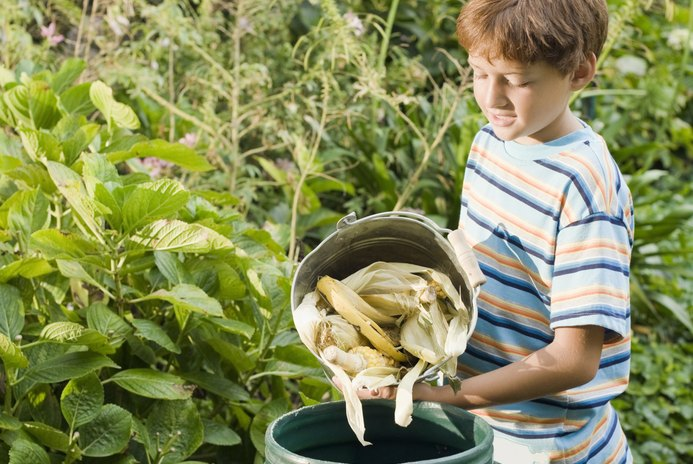 When Should I Spread Out My Composted Soil?
