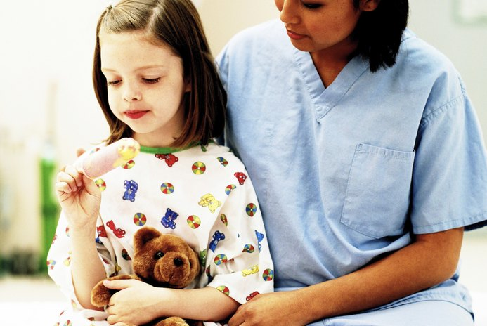 Job Description of a Pediatric Oncology Nurse