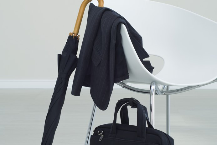 Where Should You Leave Your Coat During a Job Interview?