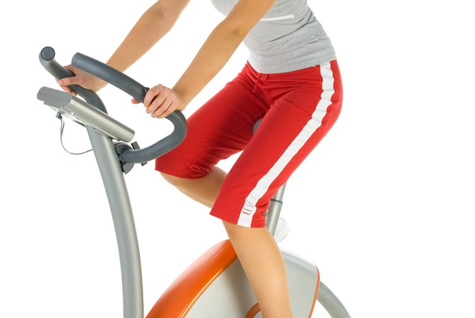 Does Slouching Affect Riding a Stationary Bike?