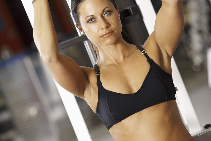Exercise Machines That Work Abs, Glutes, Legs and Arms