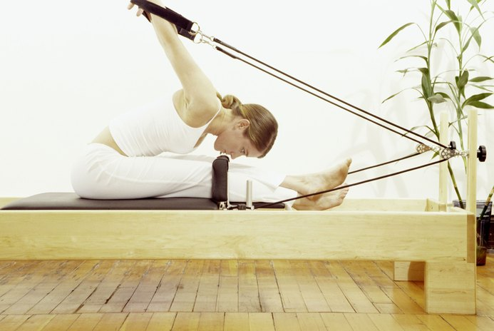 Exercises for the Pec Minors With Pilates