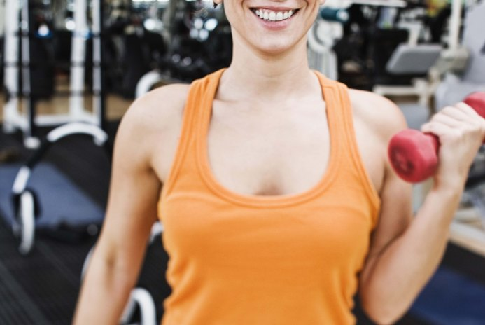 How Much Weight Is Good for Toning?