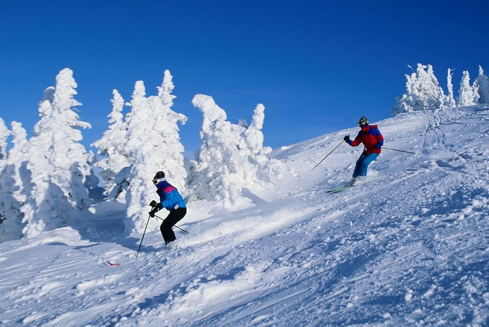 Skiing Exercises for Quadriceps