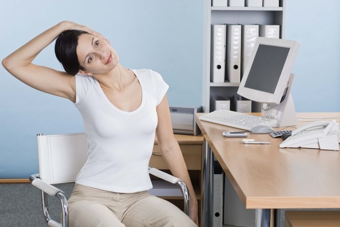 Posture Exercises for the Office