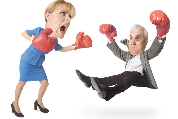 What to Do if Another Employee Threatens Me With Violence?