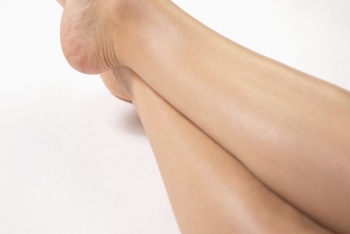 How to Slim the Calves Using Pilates