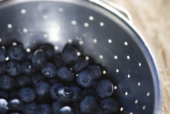 Ellagic Acid in Blueberries