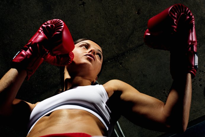 How Much Should Your Knees Be Bent in a Boxing Stance?