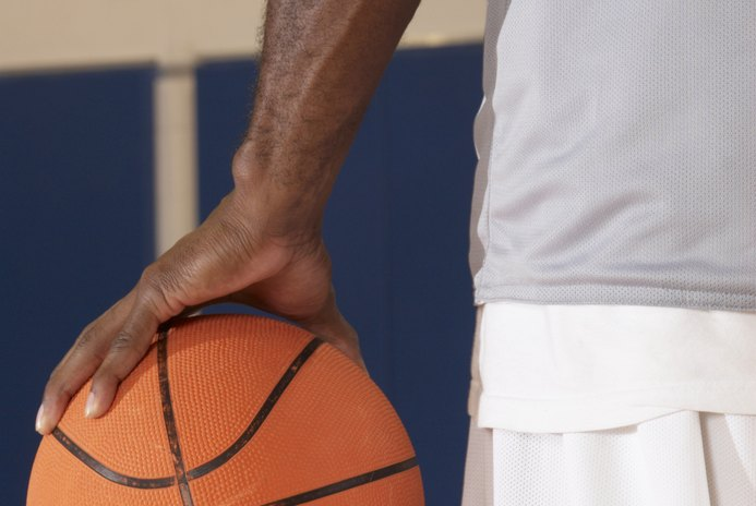 Drills to Learn to Palm a Basketball