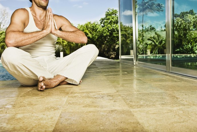 What to Say During the Surrender Portion of a Yoga Class