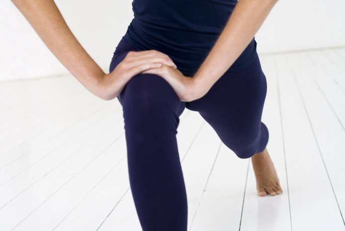 What Is the Best at Home Exercise to Lose Weight From the Thighs?