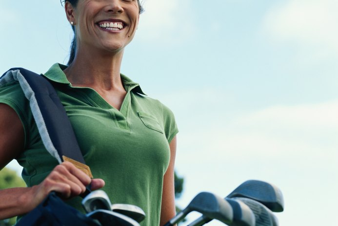 Calories Expended Playing Golf