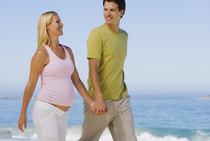 Heart Rate Zones for Exercise for Pregnant Women