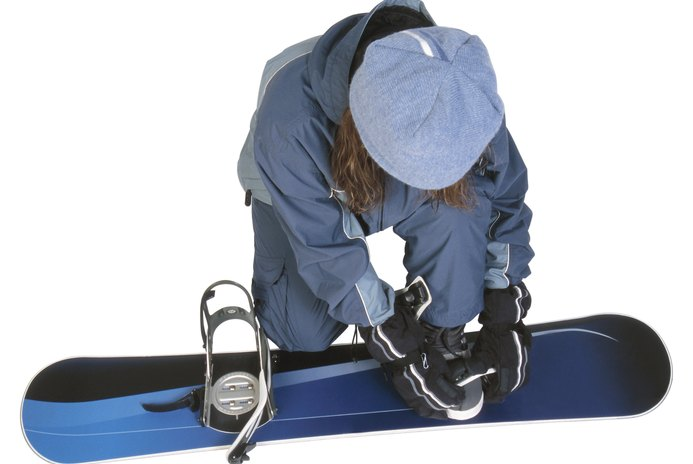 Setting Up a New Snowboard Stomp Pad