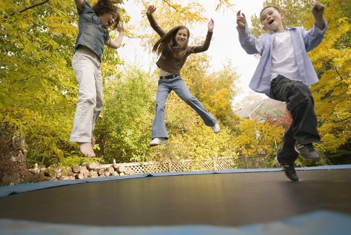 Homeowners Insurance Regulations for Trampolines