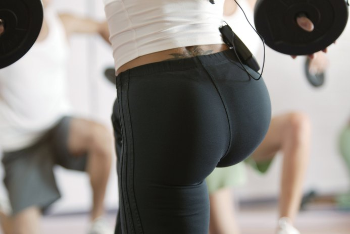 What Type of Cross Training to Strengthen the Hips & Butt?