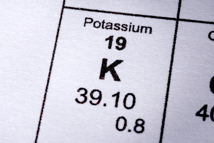 What Is the Maximum Intake of Potassium for an Adult?
