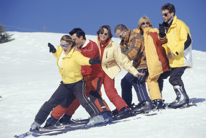 Alpine Ski Balance Exercises