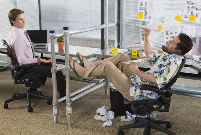 Workplace Etiquette Don'ts