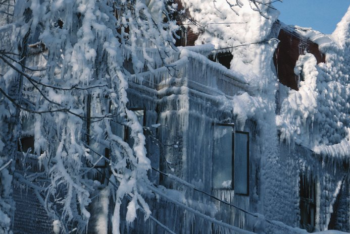 Does Insurance Cover a Roof Collapse Caused by Snow & Ice?