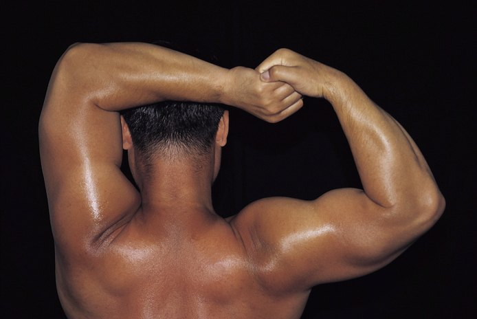 Stretching Exercises for the Arm Between the Shoulder & Elbow