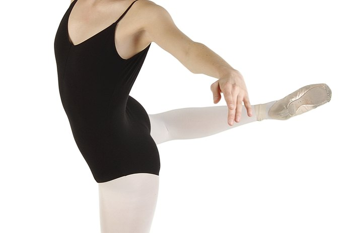 Ballet Stomach Strengthening Moves