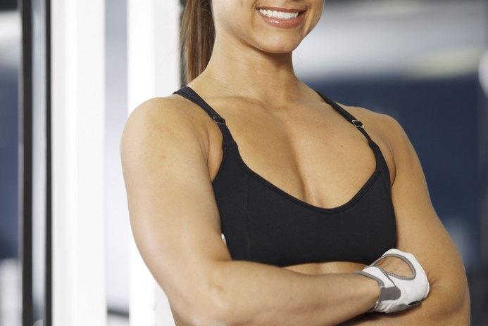 Universal Weight Machine Workout