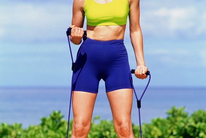 Are Resistance Bands the Best Way to Tone Your Body?