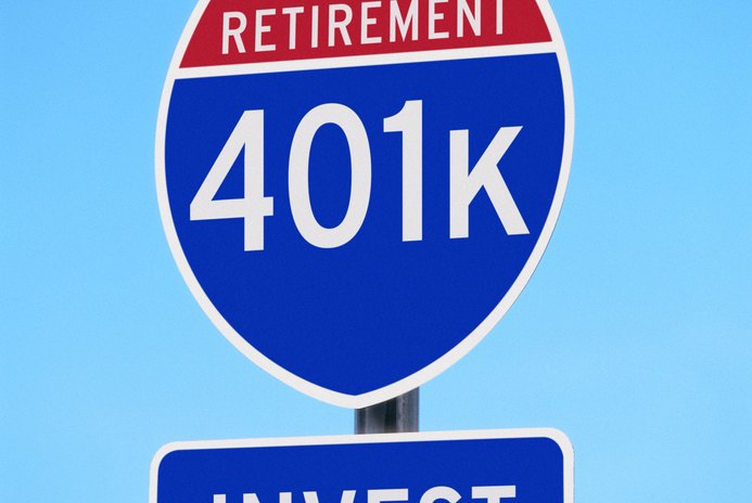 The Difference Between a Simple IRA & a 401(k)