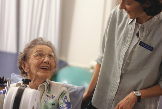 What are the Duties of a Restorative Aide?