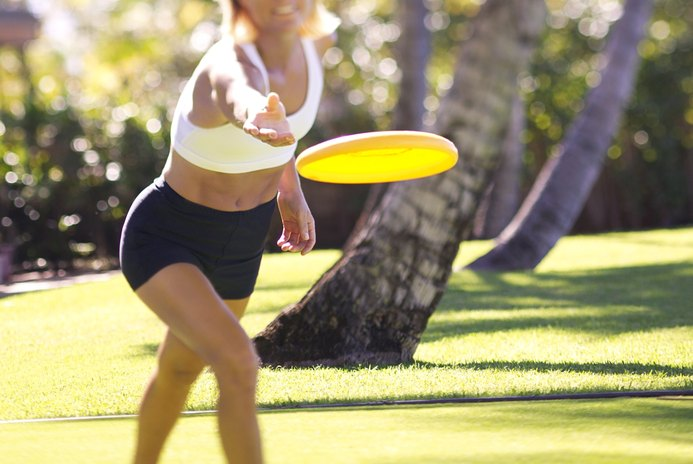 How Many Calories Can You Burn During Ultimate Frisbee?