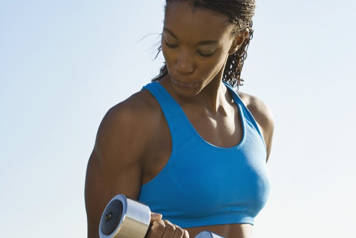 A Five-Day Workout for a Woman's Arms