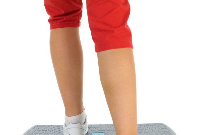 Step Aerobic & Abdominal Workouts